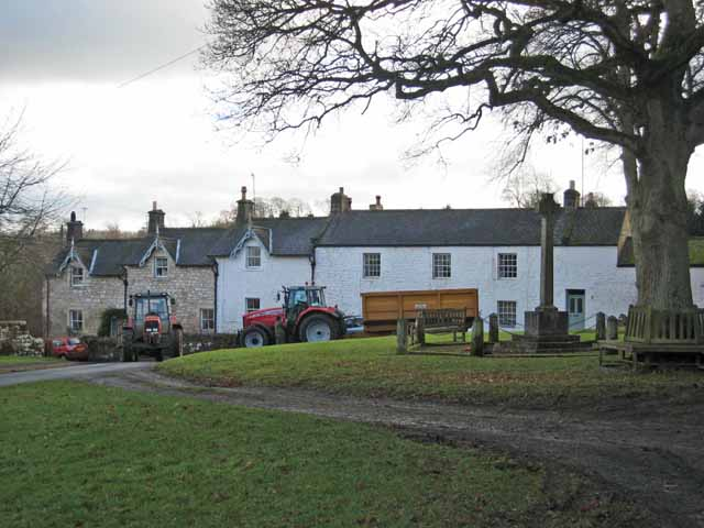 Simonburn village green