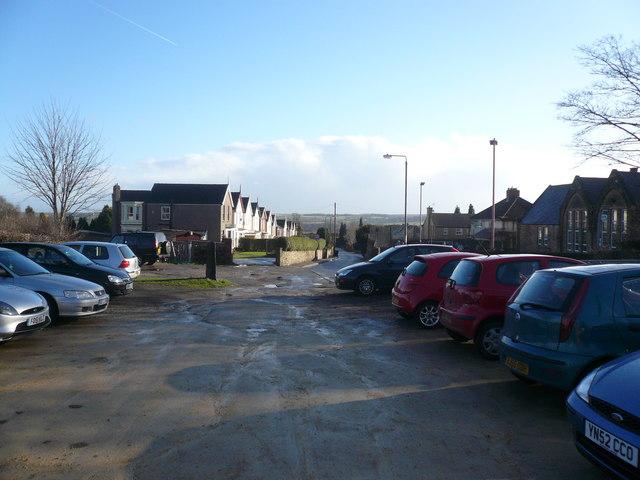 Eckington - Stead Street View