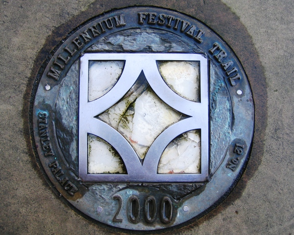 Millennium Festival Trail: Stanley Palace - No 31