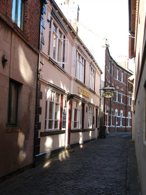 The Ackhorne, St Martins Lane