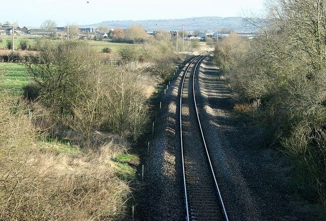 2008 : Nearly at  Melksham