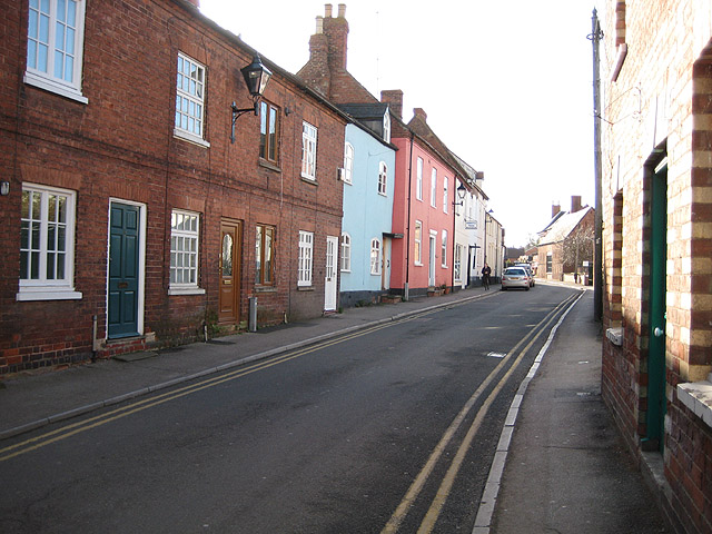 Cottages, Culver Street, Newent
