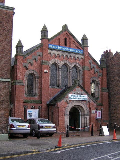 Christian Centre, Chester