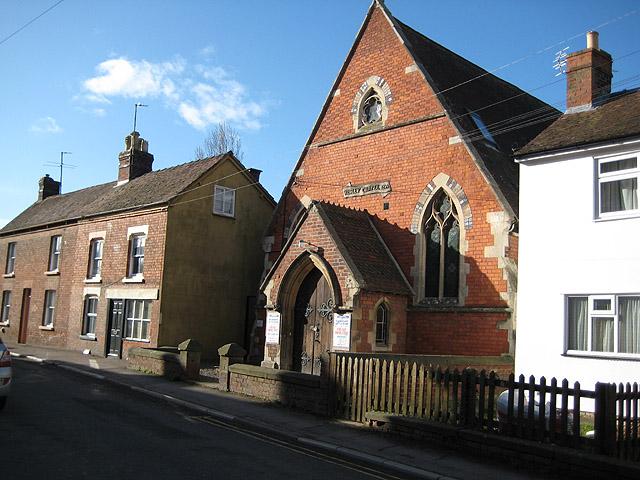 Wesley Chapel, Culver Street, Newent