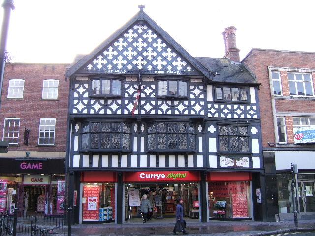 Currys formerly Ye Olde Royal Oak Hotel