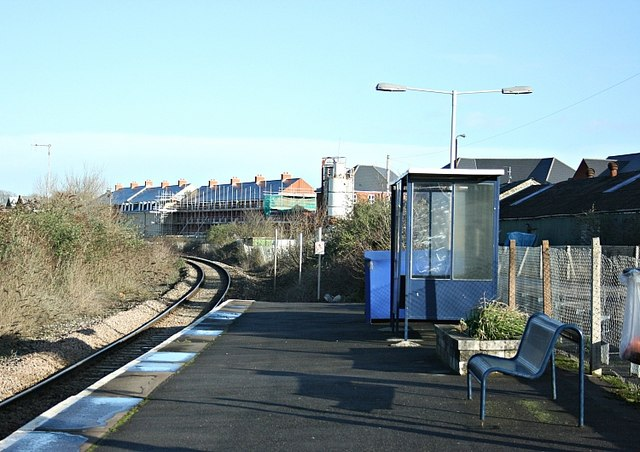 2008 : Melksham Railway Station
