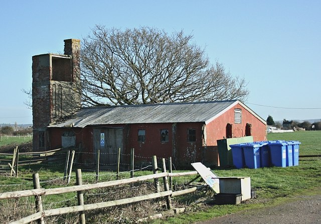 2008 : Outbuilding at Westward Farm