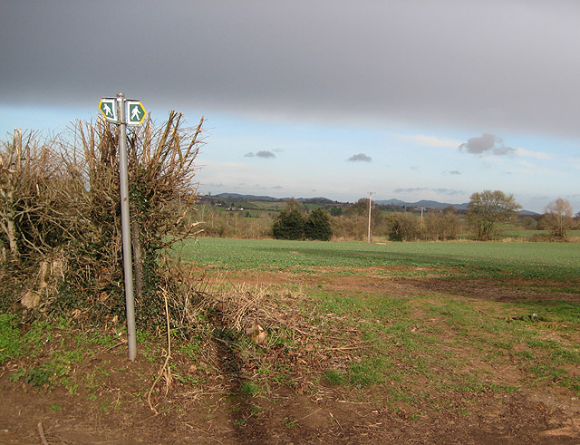 Footpath to Newent