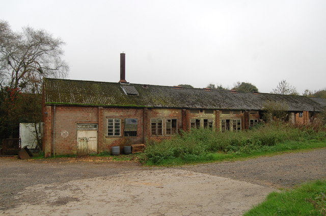 Remnants of Polish Camp