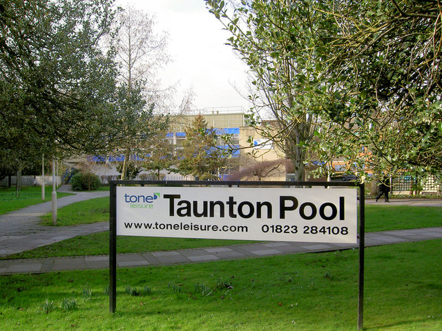 Taunton pool Taunton swimming pool station road