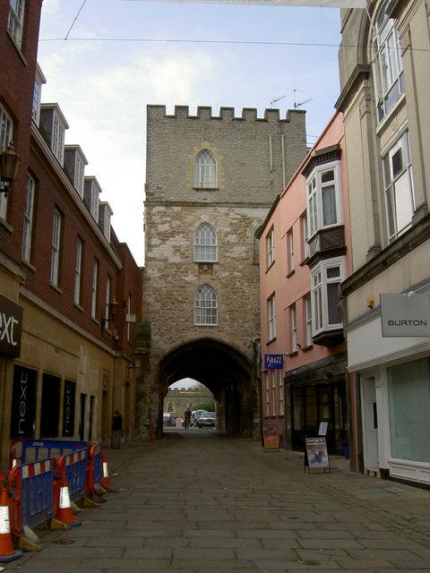 Castle Bow Taunton