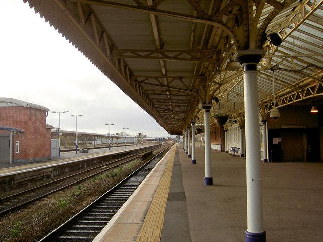 Platform 5 Taunton