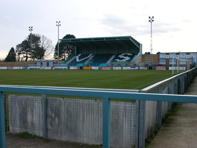 Rugby Town Football Club-Butlin Road
