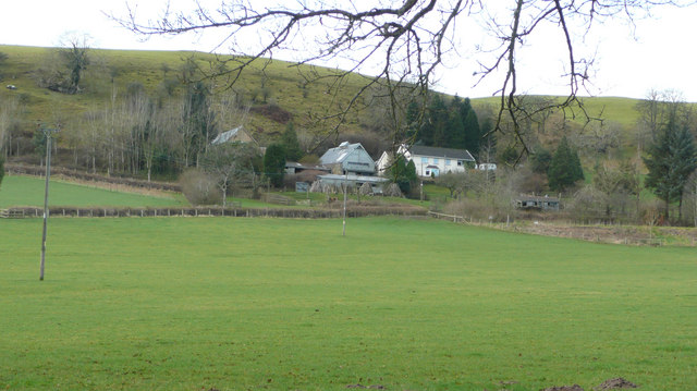 Hirllwyn and Hirllwyn Bank