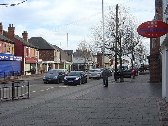 Carlton Hill shops
