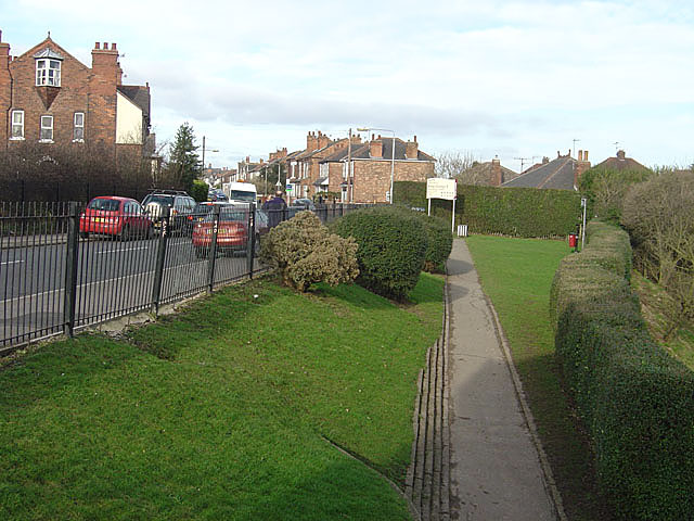 Standhill Road