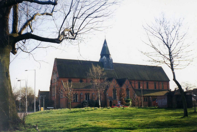 St Luke's, Phipps Hatch Lane, Enfield