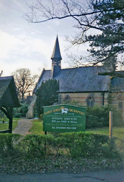 St John the Baptist Church, Clay Hill, Enfield