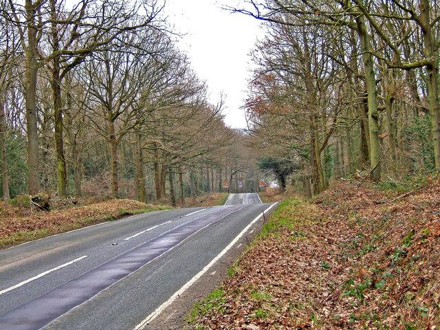 B4194 Buttonbridge to Bewdley road