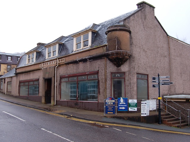 Armadale House – the end of an era in Portree