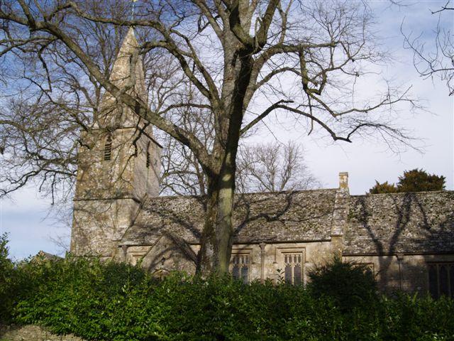 Notgrove Church
