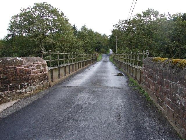 Kershopefoot Bridge