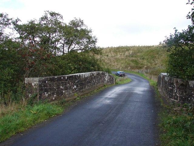 Tom's Sike Bridge