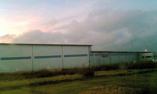 David Hathaway Transport depot