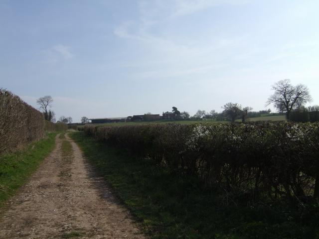 Monarch's Way to Meashill Farm