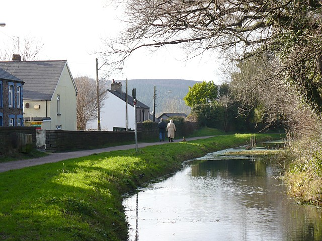 Monmouthshire & Brecon Canal (Crumlin arm)