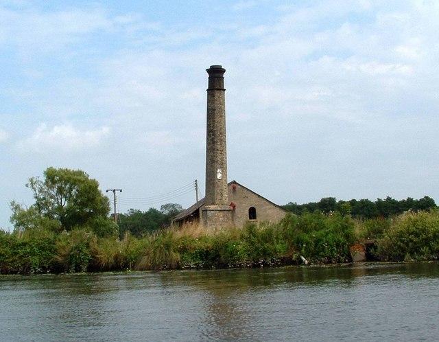 Strumpshaw Pumping Station
