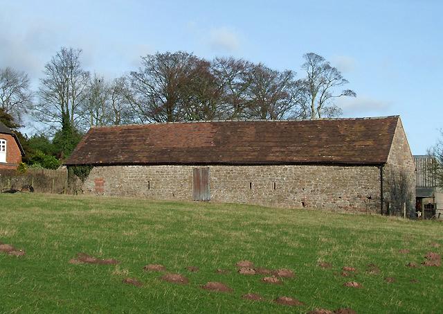 Old Barn, Holdgate, Shropshire