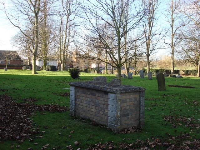 St. Gregory's Churchyard