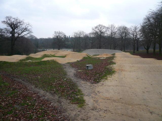 Ringwood Park - Skateboard Track