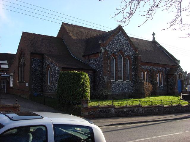 St. John's Methodist Church