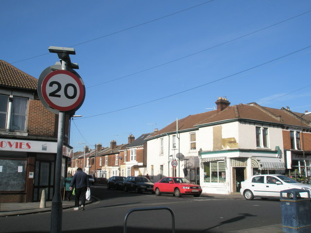 Jessie Road junction