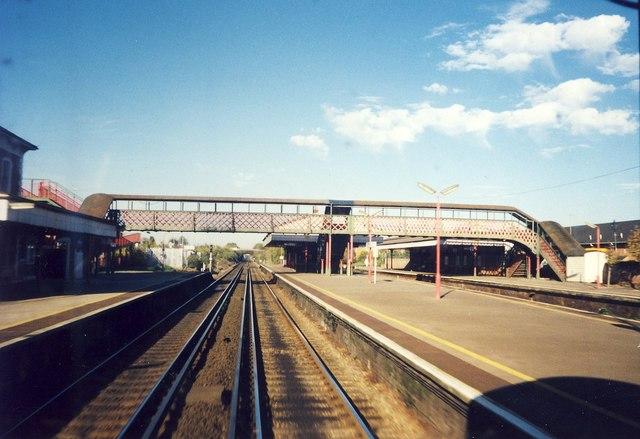 St.Denys Station