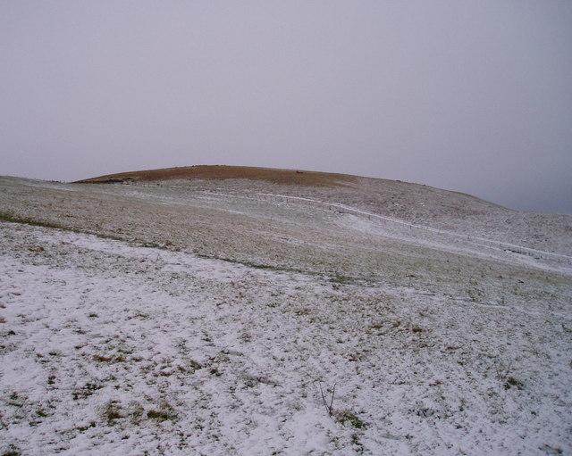 Ingraston Hill