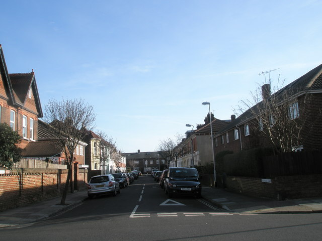Edmund Road, Fratton