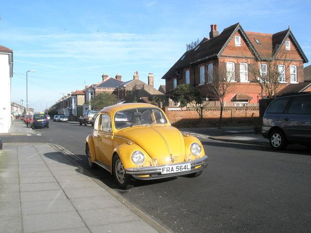 Splendid car in Francis Avenue