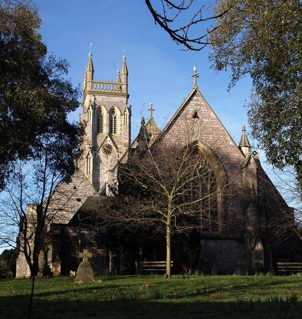 St Mary's Church, St Marychurch