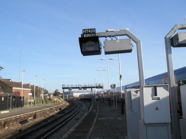 Fratton Station