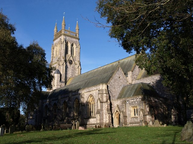 St Mary's Church, St Marychurch
