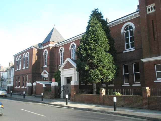 Church Hall, Trinity Methodists