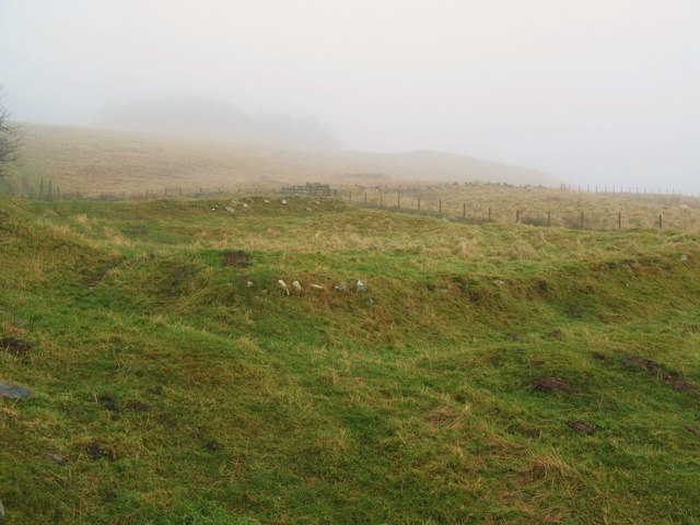 (The site of) Milecastle 38