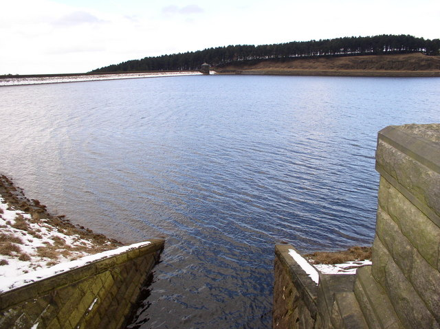 Hurstwood Reservoir