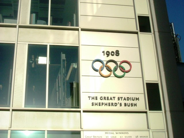 Remembering the 1908 London Olympics