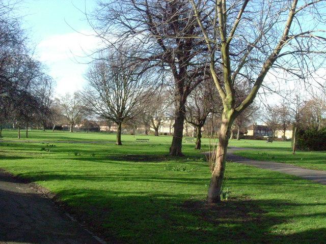 Wormholt Park - Sawley Road, Shepherd's Bush, W12