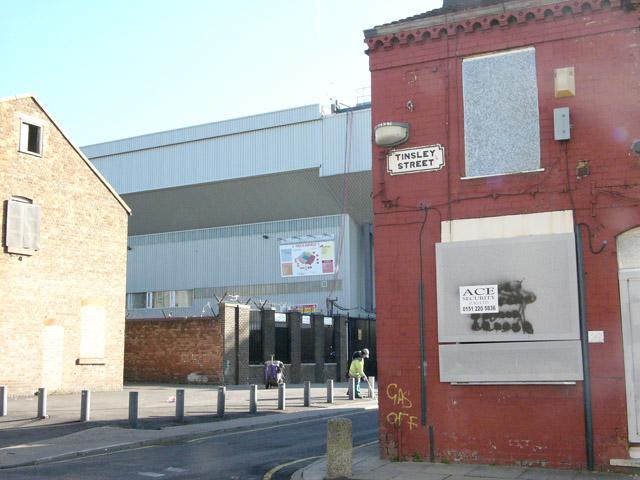 Tinsley Street Liverpool