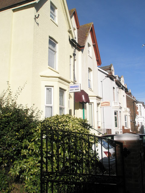 Bed and Breakfast establishments in Waverley Road
